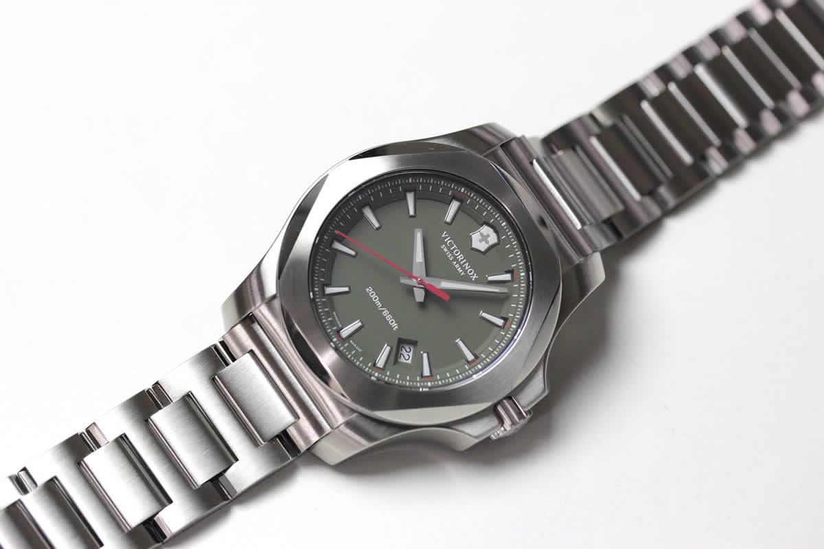 ビクトリノックス 時計 スイスアーミー イノックス