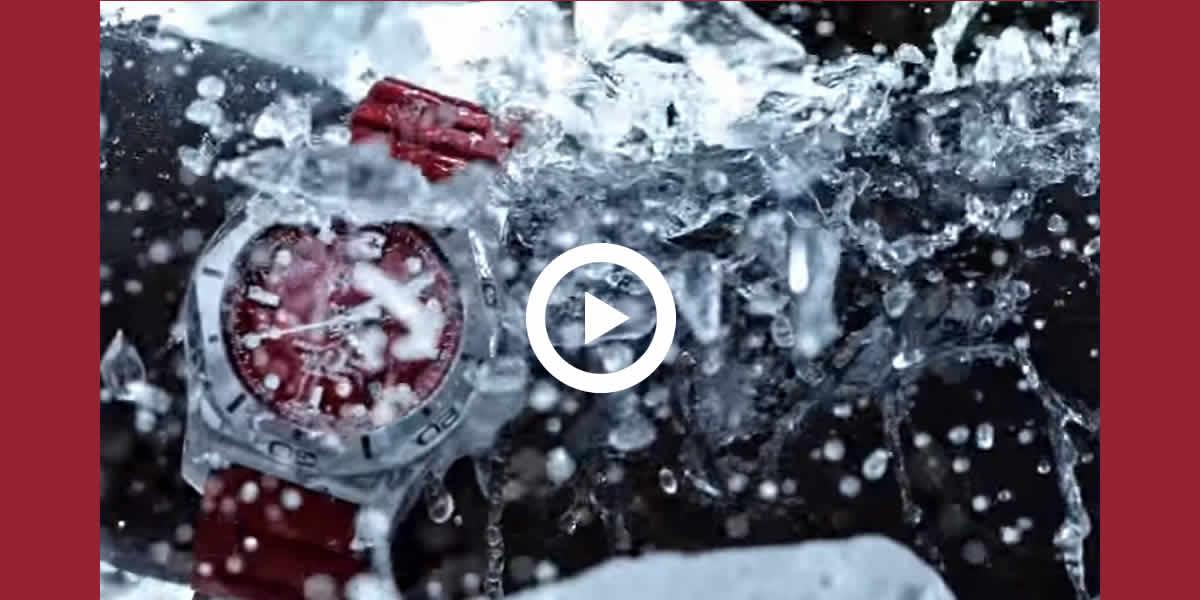 ビクトリノックス イノックス  プロフェッショナルダイバー 動画