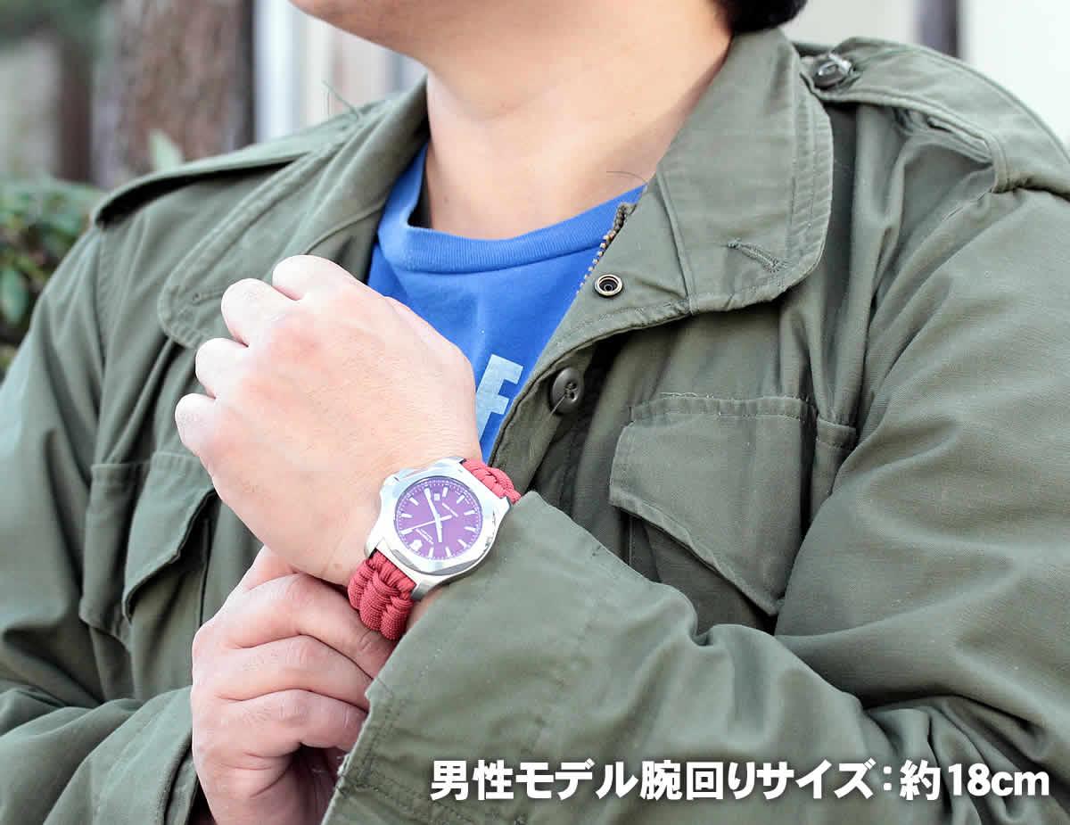 男性腕時計 正美堂男性モデル