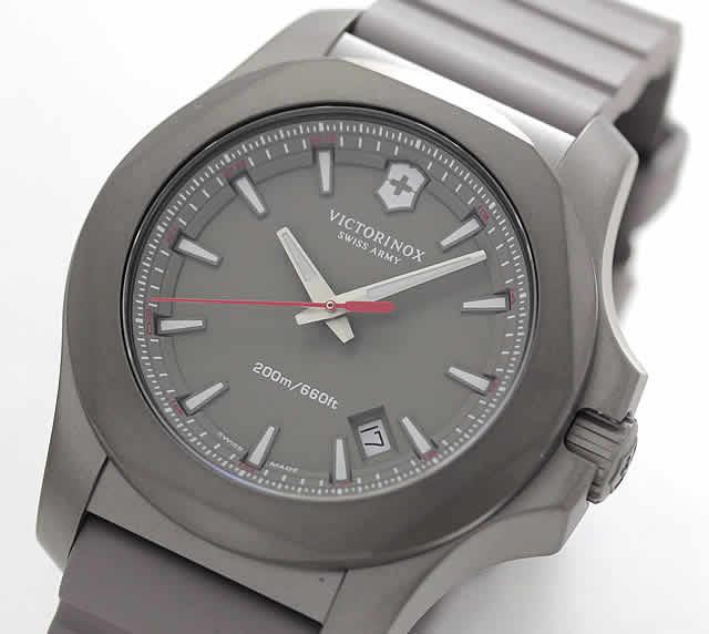 チタン ビクトリノックス イノックス 腕時計