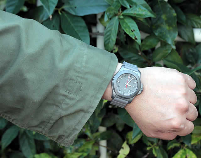 タフな腕時計