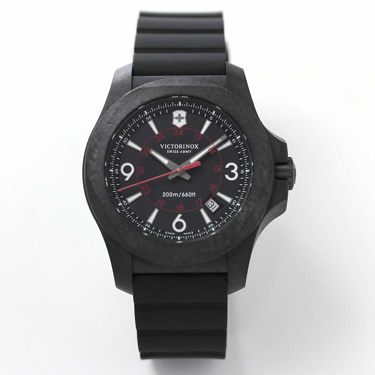 VICTORINOX SWISSARMY 腕時計 イノックス