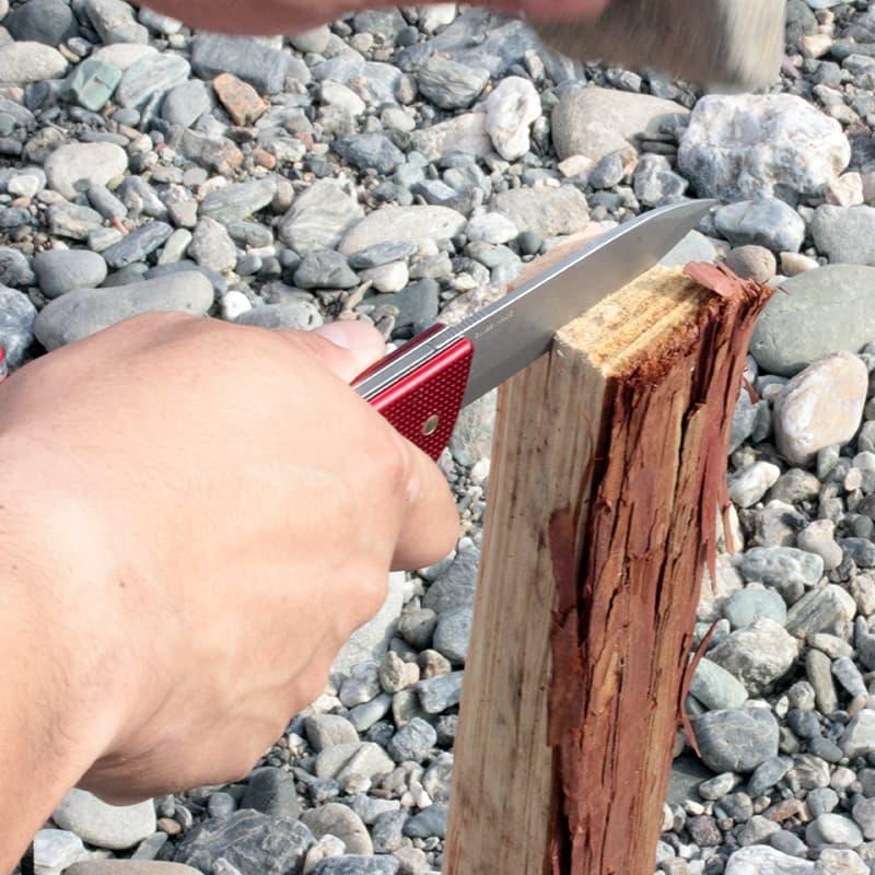 薪割り ナイフ マルチツール