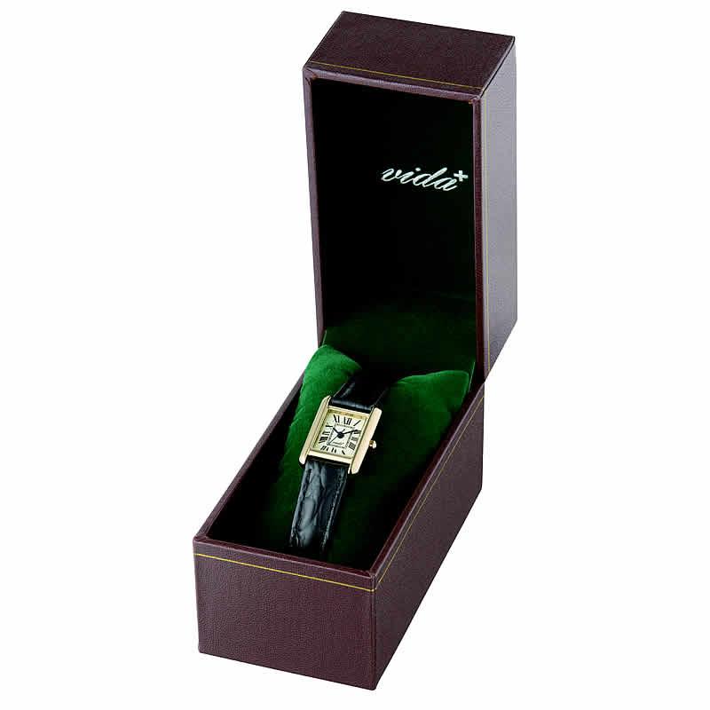 女性へのプレゼント、贈り物にもピッタリの腕時計