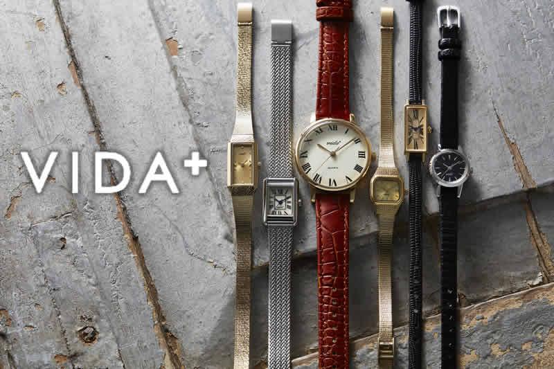 VIDA+ ヴィーダプラス 腕時計