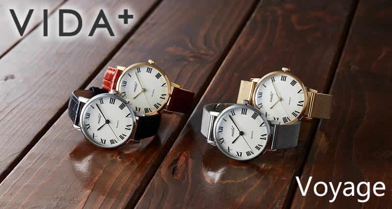 VIDA+腕時計
