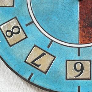 Antonio Zaccarellaアントニオ・ザッカレラ 掛け時計 Z5【zc005005】 表面