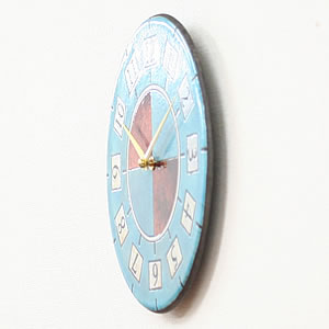 Antonio Zaccarellaアントニオ・ザッカレラ 掛け時計 Z5【zc005005】 側面