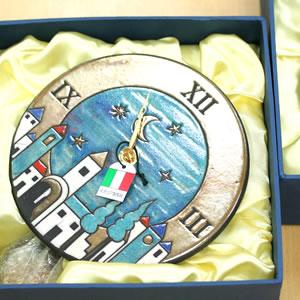 Antonio Zaccarellaアントニオ・ザッカレラ 掛け時計 ザッカレラZ101A【zc101a04】 箱