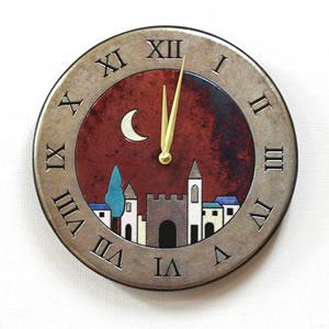 Antonio Zaccarellaアントニオ・ザッカレラ 掛け時計 ザッカレラZ152【zc152001】 振り子無し
