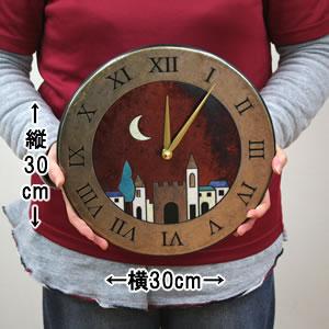 Antonio Zaccarellaアントニオ・ザッカレラ 掛け時計 ザッカレラZ152【zc152001】 サイズ