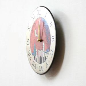 Antonio Zaccarellaアントニオ・ザッカレラ 掛け時計 ザッカレラZ152【zc152001】 側面