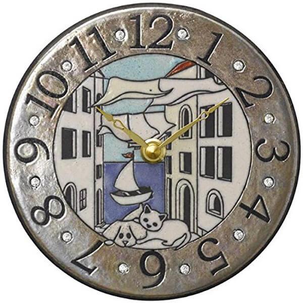 Antonio Zaccarellaアントニオ・ザッカレラ 掛け・置き兼用時計 ザッカレラZ904【zc904004】