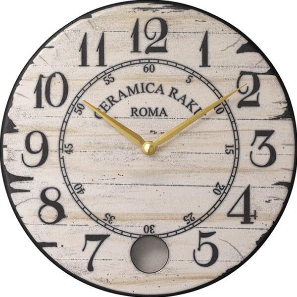 Antonio Zaccarellaアントニオ・ザッカレラ 掛け時計 ザッカレラZ912【zc912003】