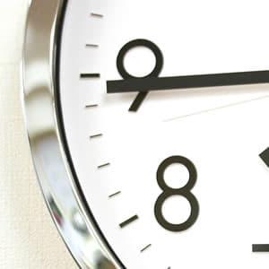 CITIZEN シチズン 防湿・防塵掛け時計 スペイシーM522【4MG522-050】 文字盤