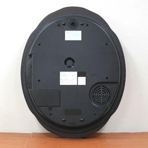 SmallWorld 高音質電波からくり掛け時計 スモールワールドディスプリーズF【4MN472RB06】 裏面