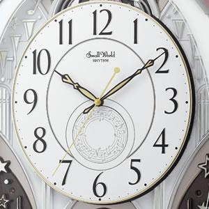 シチズン CITIZEN スモールワールドノエルM 【4MN513RH03】 文字盤