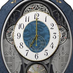 CITIZEN RHYTHM リズム 電波からくり掛け時計 プライムウィーブ【4mn527rh04】 パフォーマンス