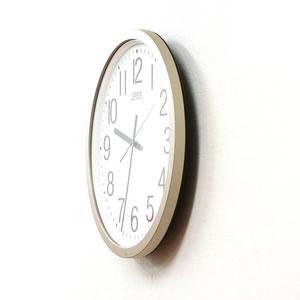CITIZEN シチズン 電波掛け時計 パルウェーブM603B【4MY603-B19】 側面