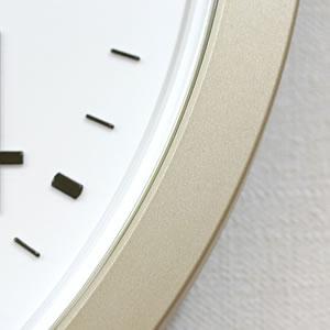 CITIZEN シチズン 電波掛け時計 パルウェーブM603B【4MY603-B19】 フレーム