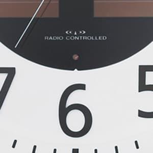 CITIZEN シチズン ソーラー電波掛け時計エコライフM815【4MY815-019】 文字盤