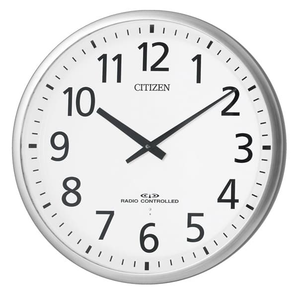 CITIZEN シチズン電波掛け時計スリーウェイブM821【4my821-019】