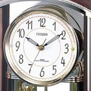 CITIZEN シチズン 4RY658-N23 置き時計 文字盤
