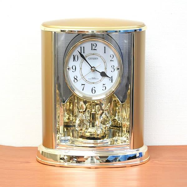 CITIZEN/シチズン パルドリーム電波置き時計 【4RY659018】