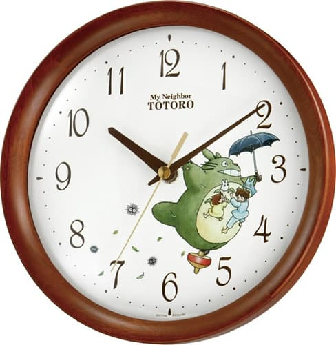 となりのトトロ掛時計