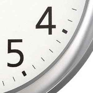 CITIZEN シチズン 電波掛け時計 パルウェーブM437【8my437019】 文字盤