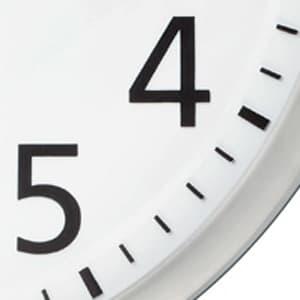 CITIZEN シチズン 電波掛け時計 スペイシーM463【8my463019】 文字盤