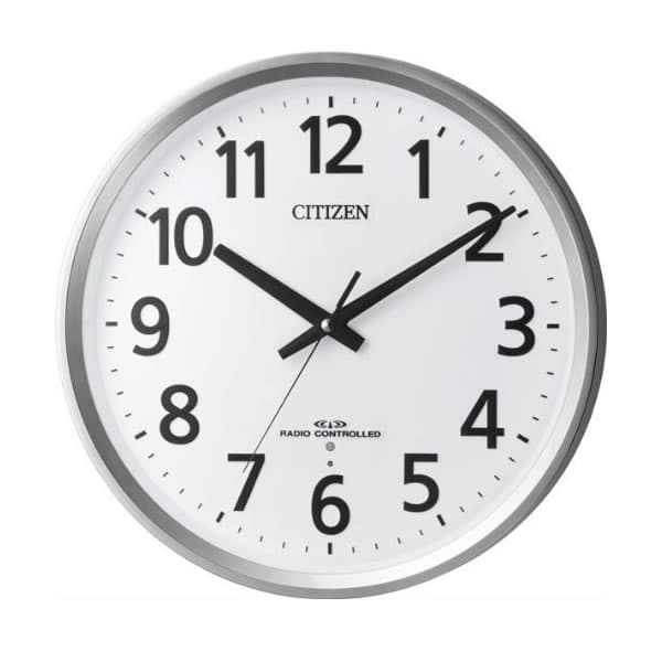 CITIZEN シチズン 電波掛け時計 パルウェーブM475 【8MY475-019】