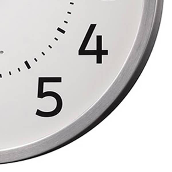 CITIZEN シチズン 電波掛け時計 フィットウェーブM508 【8MY508SR19】 文字盤