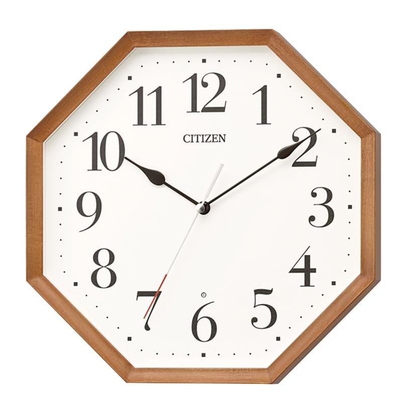 CITIZEN(シチズン)電波掛け時計 8MY531-006