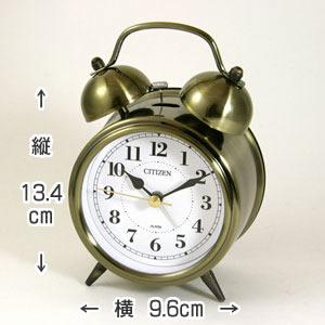 ツインベルRA06(ゴールド) 縦13.4×横9.6cm
