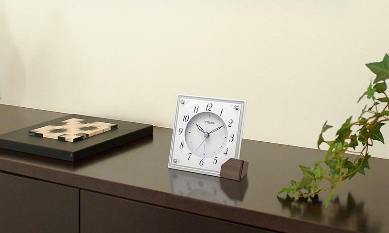 CITIZEN(シチズン) クオーツ 置き時計 8RG625-003