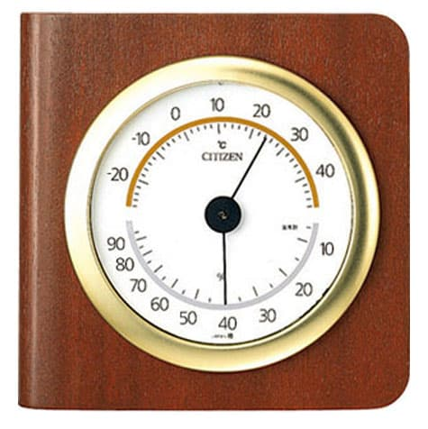 シチズン CITIZEN 温湿度計 TM148 【9CZ094-006】