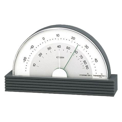 シチズン CITIZEN 温湿度計 TM142 【9CZ099-008】