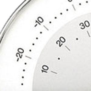 シチズン CITIZEN 温湿度計 TM142 【9CZ099-008】 文字盤