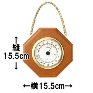 シチズン CITIZEN 温湿度計 TM149 【9CZ102-006】 サイズ