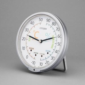 CITIZEN 温湿度計 ライフナビ200【9CZ200-019】 掛置兼用