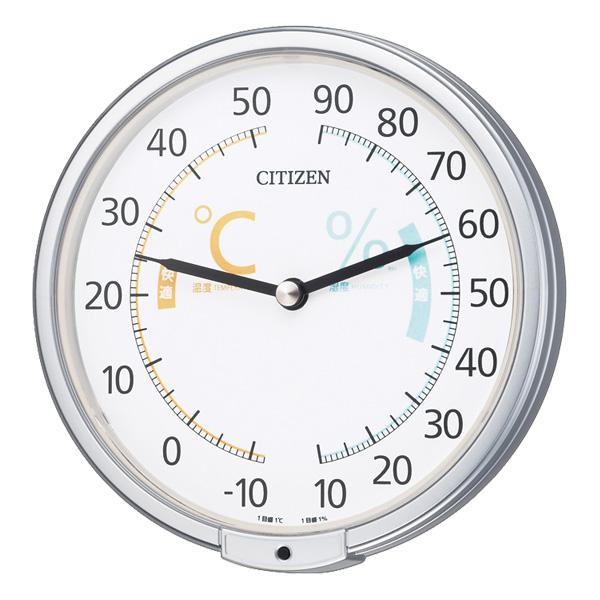 CITIZEN 温湿度計 ライフナビ201【9CZ201-019】