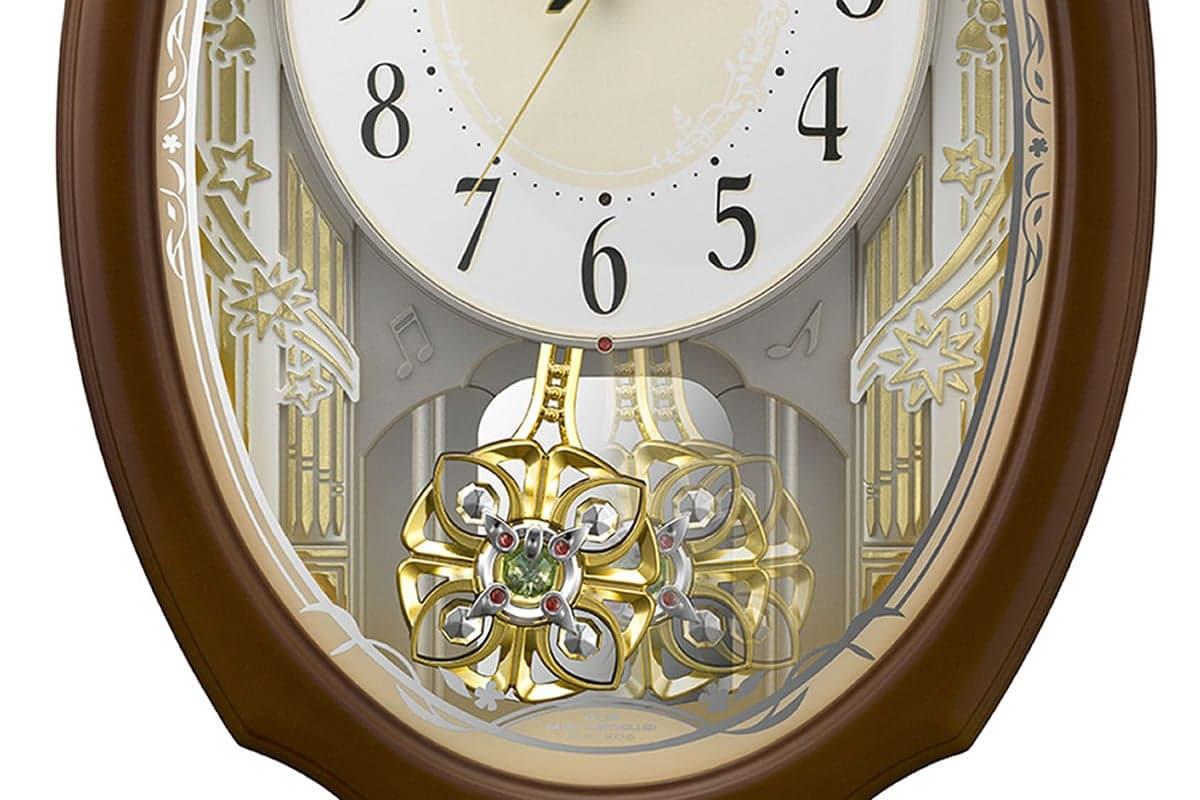 スワロフスキーの飾り振り子 4MN541RH06