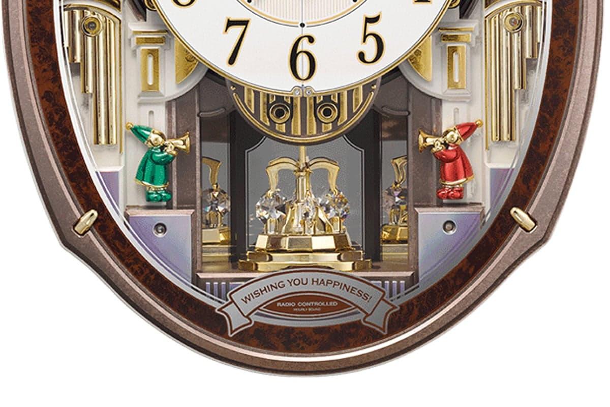 スワロフスキーの回転飾り 4MN545RH23