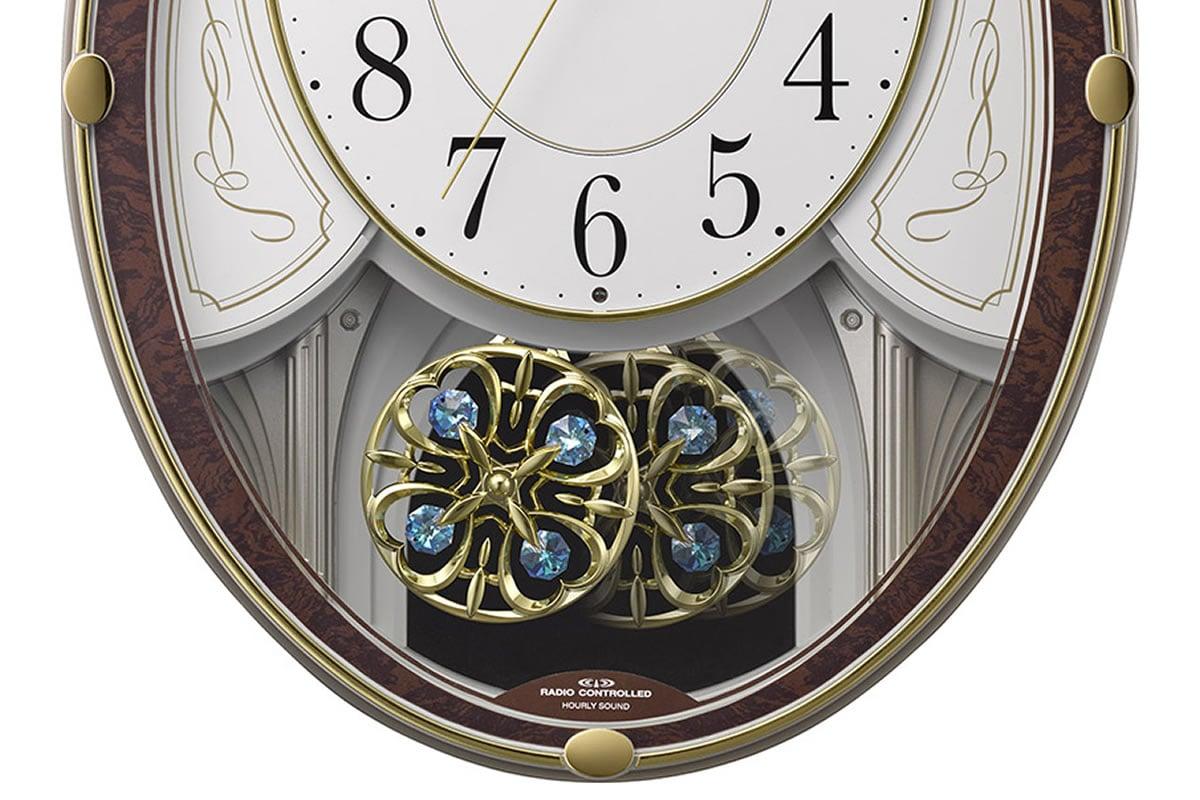 スワロフスキーの飾り振り子 4MN549RH23