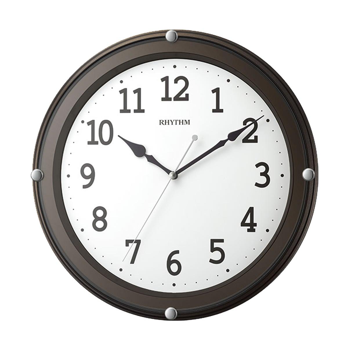 RHYTHM(リズム) 掛け時計 オルロージュM801 8MG801SR06
