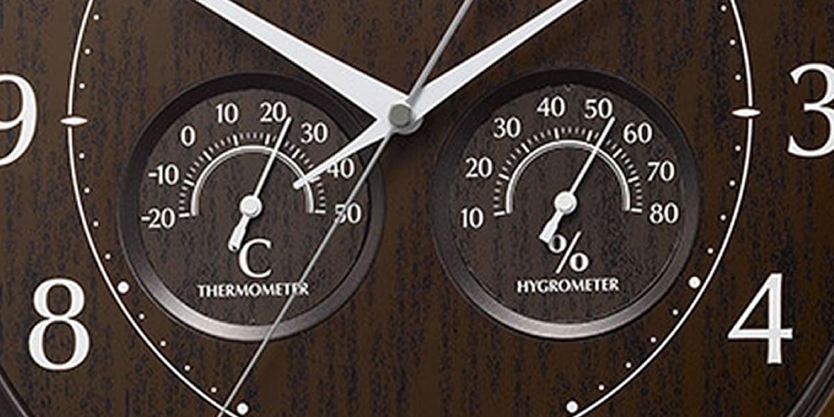 温度・湿度表示 8MGA38SR23