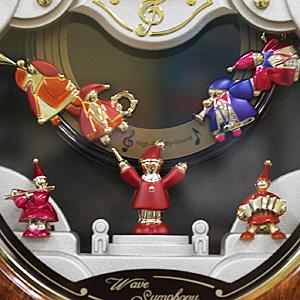 SEIKO ウエーブシンフォニー AM213H 装飾