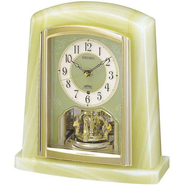 SEIKO セイコー 電波置き時計【BY223M】