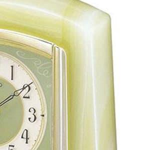 SEIKO セイコー 電波置き時計【BY223M】 枠